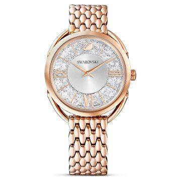SWAROVSKI Ρολόι Crystalline Glam Χρυσό-Ροζ 5452465