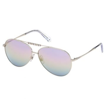 SWAROVSKI Γυαλιά ηλίου, SK0308 16Z, μοβ