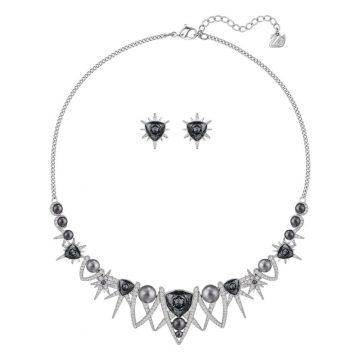 SWAROVSKI Fantastic Necklace and Earrings Set 5259472