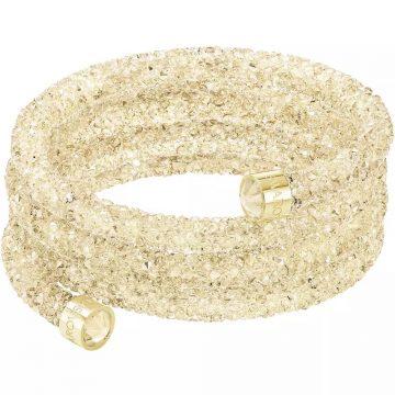 SWAROVSKI Bracelet Crystaldust Bangle Wide Size S 5292446
