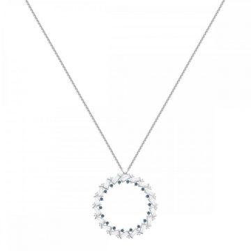 SWAROVSKI Naeli Necklace White Rhodium Plated 5467454