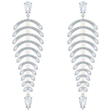 SWAROVSKI Earrings Polar Bestiary Chandelier 5489887