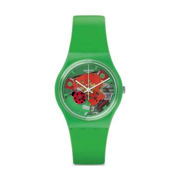 SWATCH Choupette Green GG220