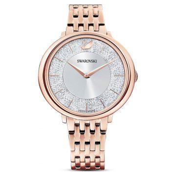 SWAROVSKI Ρολόι Crystalline Chic Χρυσό Ροζ 5544590