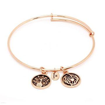 CHRYSALIS Bracelet Brass metal, SERENITY INNER BEAUTY, CRBT0308RG