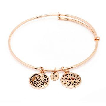 CHRYSALIS Bracelet Brass metal, SERENITY FEMINITY, CRBT0312RG