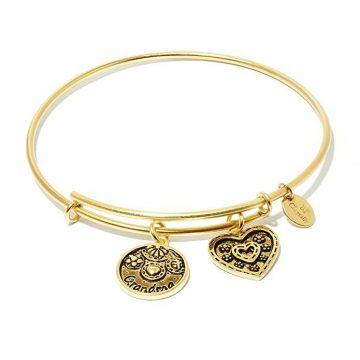 CHRYSALIS Bracelet Brass metal, FRIENDS & FAMILY GRANDMA, CRBT0708GP
