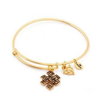 CHRYSALIS Bracelet Brass metal, SPIRITED KARMA, CRBT1204GP