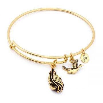 CHRYSALIS Bracelet Brass metal, SPIRITED VIRTUE, CRBT1209GP