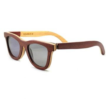 DOUBLE O Γυαλιά ηλίου, ξύλινο