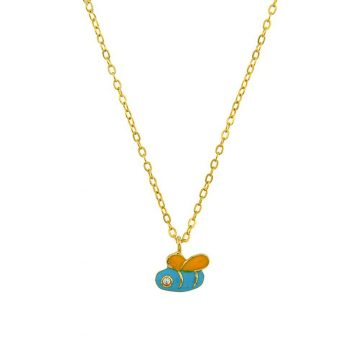 JOOLS Children's necklace, silver (925°), N2442.2