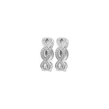 TI SENTO Women's earrings ,silver (925°) ,7687ΖΙ