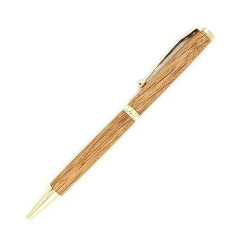 DOUBLE O Στυλό ξύλινο